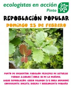 Cartel repoblación 2014